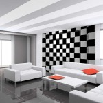 00968-Interior-Black-and-White-Squares-print-print