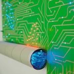 LED-Wallpaper