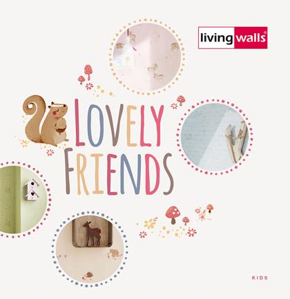 Lovely Friends Loft Home Design